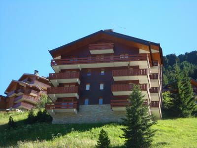 Location au ski Appartement 3 pièces 6 personnes (007) - Résidence Lama - Méribel-Mottaret - Extérieur été