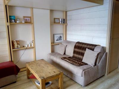Vacances en montagne Appartement 2 pièces 4 personnes (022) - Résidence Lama - Méribel-Mottaret - Canapé