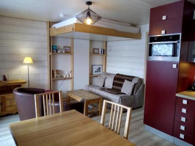 Vacances en montagne Appartement 2 pièces 4 personnes (022) - Résidence Lama - Méribel-Mottaret - Table