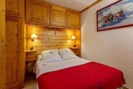 Vacances en montagne Appartement 3 pièces 6 personnes (018) - Résidence Lama - Méribel-Mottaret - Lit double