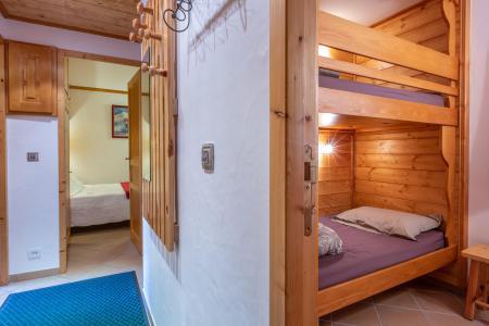 Vacances en montagne Appartement 3 pièces 6 personnes (018) - Résidence Lama - Méribel-Mottaret - Lits superposés