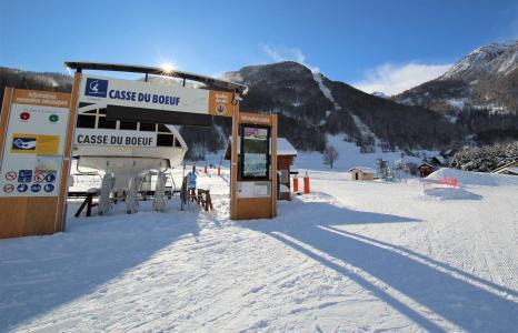 Vacances en montagne Studio coin montagne 4 personnes (MOR116) - Résidence Lautaret - Serre Chevalier
