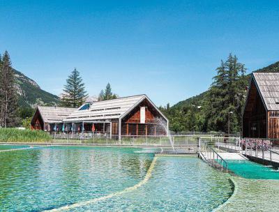 Vacances en montagne Studio coin montagne 4 personnes (110) - Résidence Lautaret - Serre Chevalier