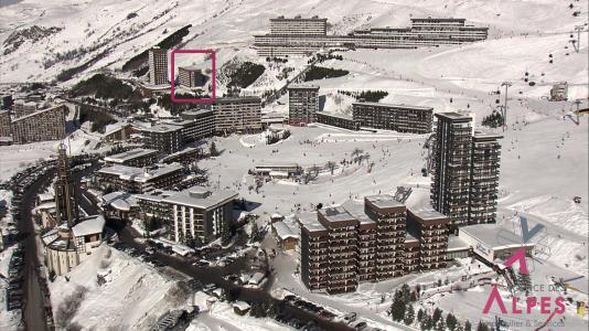Vacances en montagne Résidence Lauzes - Les Menuires