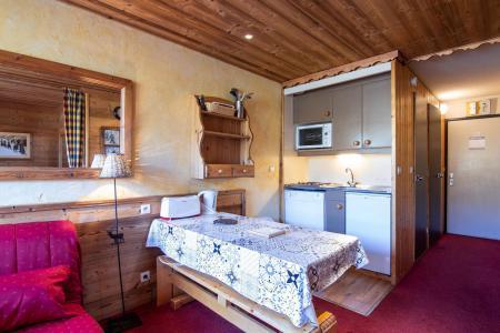 Vacances en montagne Appartement 2 pièces 5 personnes (511) - Résidence Lauzières - Val Thorens - Séjour