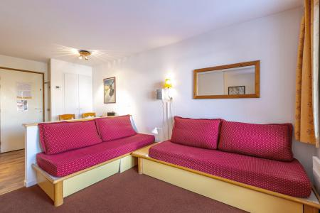 Holiday in mountain resort 2 room apartment 4 people (012) - Résidence le Baccara 2 (l'Epervier) - Montchavin La Plagne