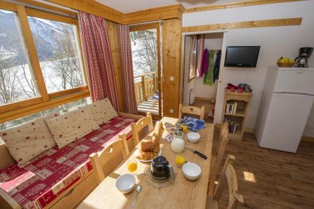 Vacances en montagne Résidence le Balcon des Neiges - Saint Sorlin d'Arves - Banquette