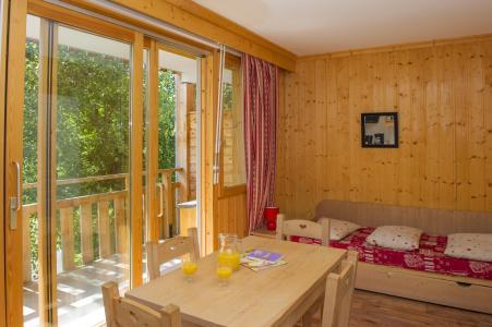 Vacances en montagne Résidence le Balcon des Neiges - Saint Sorlin d'Arves - Table