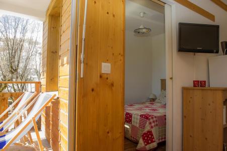 Vacances en montagne Résidence le Balcon des Neiges - Saint Sorlin d'Arves - Tv
