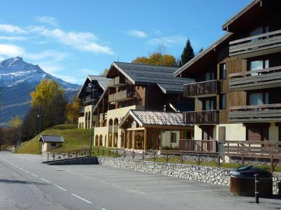 Rental Valmorel : Résidence le Beauregard summer