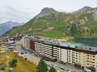Vacances en montagne Studio 4 personnes (272) - Résidence le Bec Rouge - Tignes - Extérieur été