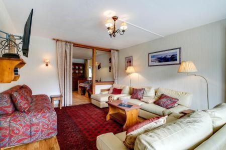 Vacances en montagne Appartement 3 pièces 6 personnes (773) - Résidence le Bec Rouge - Tignes - Séjour