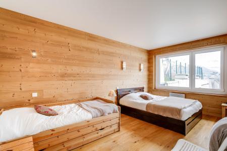 Vacances en montagne Appartement 3 pièces 8 personnes (001) - Résidence le Bec Rouge - Tignes - Chambre
