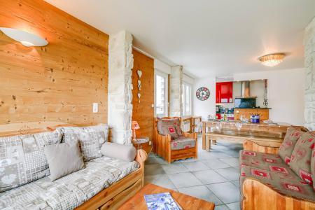 Vacances en montagne Appartement 3 pièces 8 personnes (001) - Résidence le Bec Rouge - Tignes - Séjour