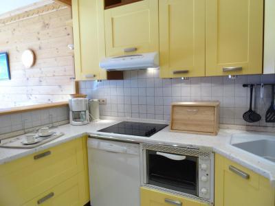 Vacances en montagne Appartement 3 pièces 8 personnes (133) - Résidence le Bec Rouge - Tignes - Cuisine