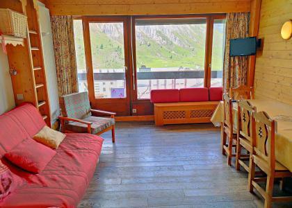 Vacances en montagne Appartement 3 pièces 8 personnes (133) - Résidence le Bec Rouge - Tignes - Séjour