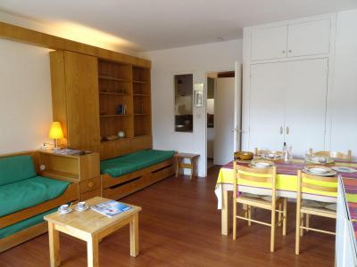 Vacances en montagne Studio 3 personnes (982) - Résidence le Bec Rouge - Tignes - Séjour