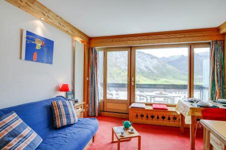 Vacances en montagne Studio 4 personnes (542) - Résidence le Bec Rouge - Tignes - Séjour