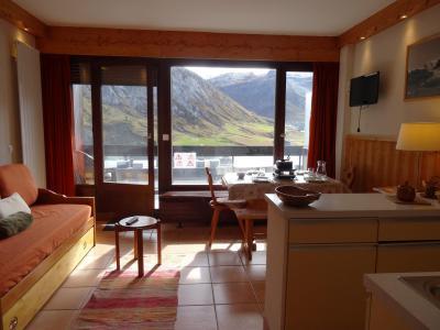 Vacances en montagne Studio coin montagne 4 personnes (862) - Résidence le Bec Rouge - Tignes - Logement