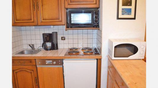 Vacances en montagne Appartement 2 pièces 6 personnes - Résidence le Biolley - Saint Martin de Belleville - Cuisine