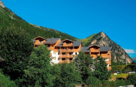 Location Pralognan-la-Vanoise : Résidence le Blanchot été