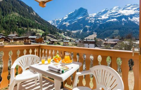 Location au ski Résidence le Blanchot - Pralognan-la-Vanoise - Extérieur été