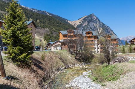 Rent in ski resort Résidence le Blanchot - Pralognan-la-Vanoise - Summer outside