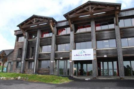 Location au ski Residence Le Bois De La Reine - Super Besse - Extérieur été