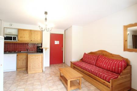 Holiday in mountain resort 2 room apartment 4 people (B34M) - Résidence le Bonheur des Pistes - Val Cenis - Bed-settee