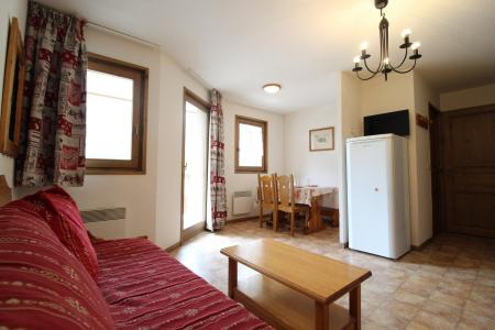 Holiday in mountain resort 2 room apartment 4 people (B34M) - Résidence le Bonheur des Pistes - Val Cenis - Coffee table