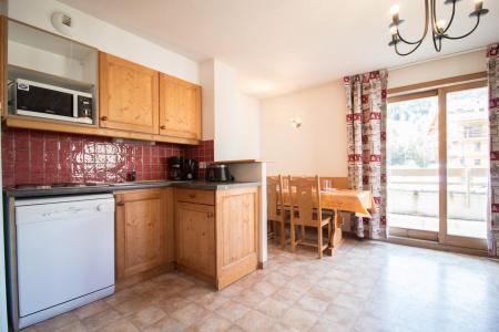 Urlaub in den Bergen 2-Zimmer-Appartment für 5 Personen (B03) - Résidence le Bonheur des Pistes - Val Cenis - Küche