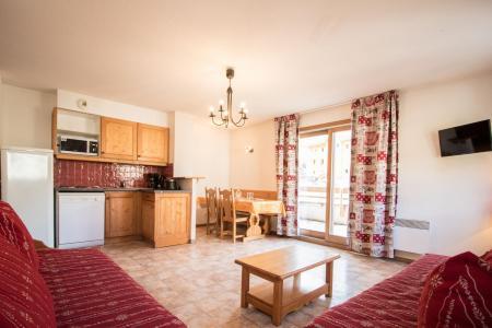 Urlaub in den Bergen 2-Zimmer-Appartment für 5 Personen (B03) - Résidence le Bonheur des Pistes - Val Cenis - Wohnzimmer