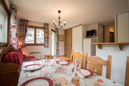 Holiday in mountain resort 3 room apartment 6 people (A72) - Résidence le Bonheur des Pistes - Val Cenis - Accommodation