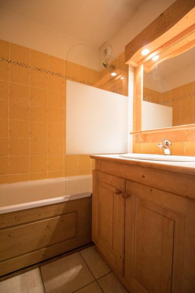 Holiday in mountain resort 3 room apartment 6 people (B15) - Résidence le Bonheur des Pistes - Val Cenis - Bath-tub