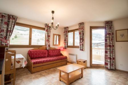 Urlaub in den Bergen 3-Zimmer-Appartment für 6 Personen (A72) - Résidence le Bonheur des Pistes - Val Cenis - Wohnzimmer