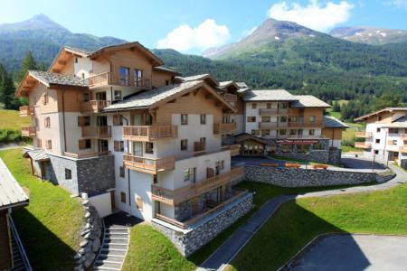 Vacances en montagne Résidence le Bonheur des Pistes - Val Cenis