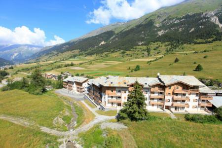 Location au ski Residence Le Bonheur Des Pistes - Val Cenis - Extérieur été