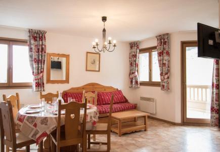 Vacances en montagne Appartement 3 pièces 6 personnes (A68) - Résidence le Bonheur des Pistes - Val Cenis