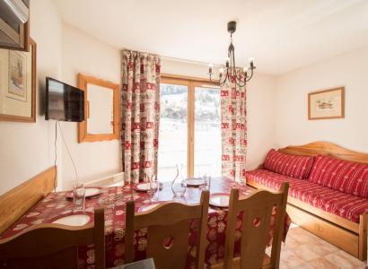 Vacances en montagne Appartement 3 pièces 5 personnes (B11) - Résidence le Bonheur des Pistes - Val Cenis
