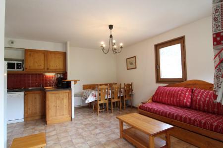 Vacances en montagne Appartement 3 pièces 6 personnes (B29M) - Résidence le Bonheur des Pistes - Val Cenis