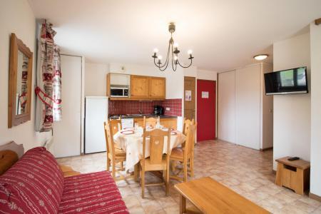 Vacances en montagne Appartement 3 pièces 6 personnes (A69) - Résidence le Bonheur des Pistes - Val Cenis