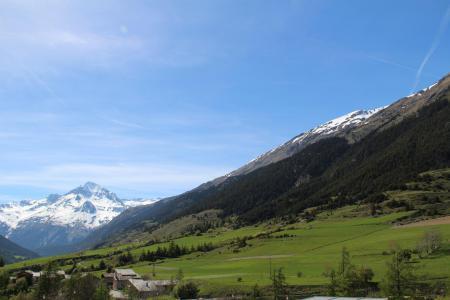 Location au ski Appartement duplex 3 pièces 8 personnes (B2) - Résidence le Bonheur des Pistes - Val Cenis - Extérieur été