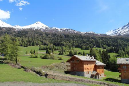Location au ski Résidence le Bonheur des Pistes - Val Cenis - Extérieur été