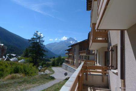 Location au ski Appartement 2 pièces 6 personnes (B05) - Résidence le Bonheur des Pistes - Val Cenis - Extérieur été