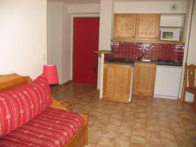 Vacances en montagne Appartement 2 pièces 4 personnes (B05) - Résidence le Bonheur des Pistes - Val Cenis - Kitchenette