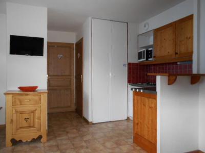 Vacances en montagne Appartement 2 pièces 4 personnes (B44) - Résidence le Bonheur des Pistes - Val Cenis - Cuisine