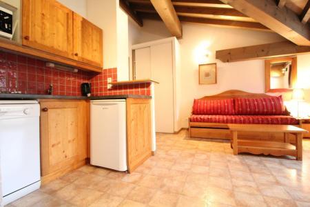 Vacances en montagne Appartement 2 pièces 4 personnes (B51) - Résidence le Bonheur des Pistes - Val Cenis - Cuisine