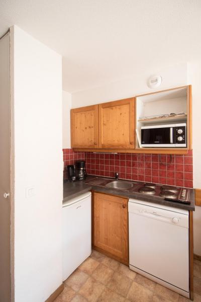 Vacances en montagne Appartement 3 pièces 5 personnes (B11) - Résidence le Bonheur des Pistes - Val Cenis - Cuisine