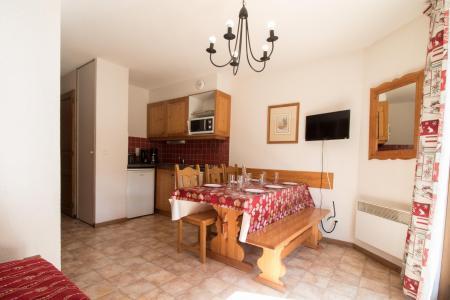 Vacances en montagne Appartement 3 pièces 5 personnes (B11) - Résidence le Bonheur des Pistes - Val Cenis - Séjour