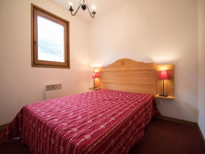 Vacances en montagne Appartement 3 pièces 6 personnes (A62) - Résidence le Bonheur des Pistes - Val Cenis - Chambre